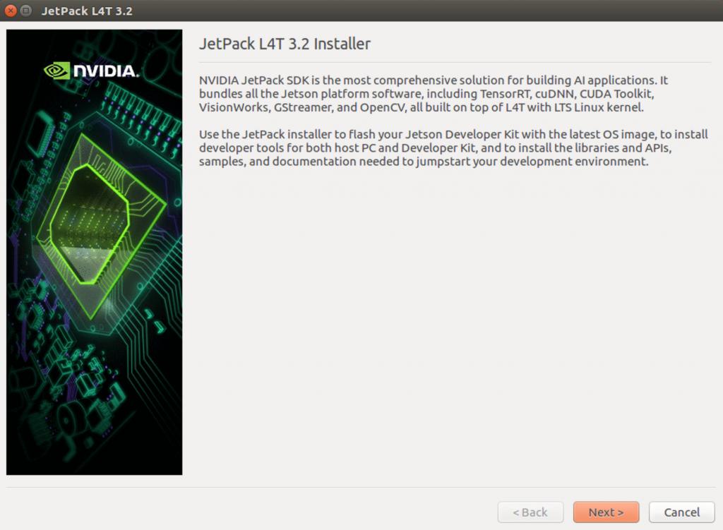 Deploy Framework on Jetson TX2 – XinhuMei